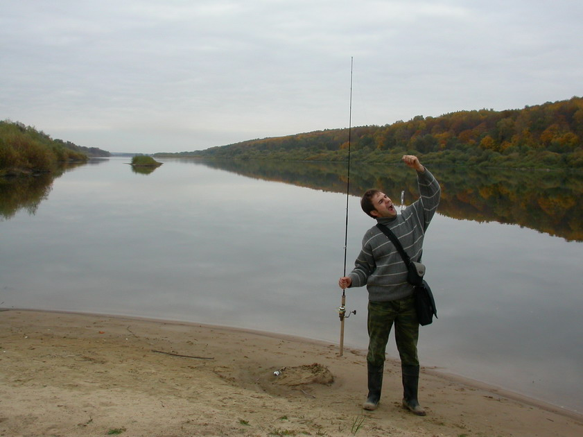 рыбалка на лопасне 2016